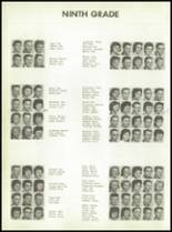 1961 Godwin Heights High School Yearbook Page 64 & 65