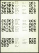1961 Godwin Heights High School Yearbook Page 68 & 69