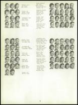 1961 Godwin Heights High School Yearbook Page 72 & 73