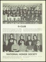 1961 Godwin Heights High School Yearbook Page 76 & 77