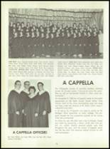 1961 Godwin Heights High School Yearbook Page 78 & 79