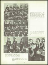 1961 Godwin Heights High School Yearbook Page 82 & 83