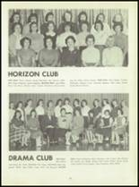 1961 Godwin Heights High School Yearbook Page 84 & 85