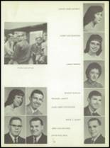 1961 Godwin Heights High School Yearbook Page 96 & 97