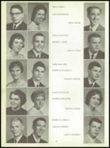 1961 Godwin Heights High School Yearbook Page 98 & 99