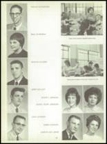 1961 Godwin Heights High School Yearbook Page 100 & 101