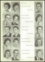 1961 Godwin Heights High School Yearbook Page 102 & 103