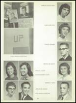 1961 Godwin Heights High School Yearbook Page 104 & 105