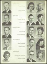 1961 Godwin Heights High School Yearbook Page 106 & 107