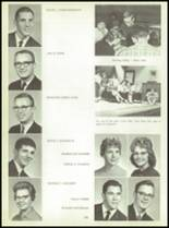 1961 Godwin Heights High School Yearbook Page 108 & 109