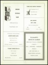 1961 Godwin Heights High School Yearbook Page 122 & 123