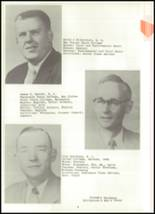 1958 Baldwin High School Yearbook Page 12 & 13