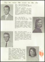 1958 Baldwin High School Yearbook Page 16 & 17