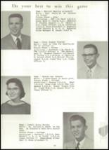 1958 Baldwin High School Yearbook Page 18 & 19