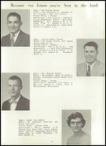 1958 Baldwin High School Yearbook Page 20 & 21