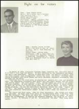 1958 Baldwin High School Yearbook Page 22 & 23