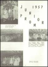 1958 Baldwin High School Yearbook Page 24 & 25