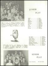 1958 Baldwin High School Yearbook Page 26 & 27