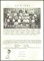 1958 Baldwin High School Yearbook Page 28 & 29