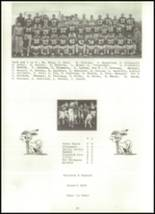1958 Baldwin High School Yearbook Page 32 & 33