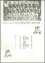 1958 Baldwin High School Yearbook Page 34 & 35