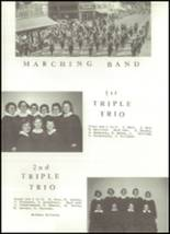 1958 Baldwin High School Yearbook Page 42 & 43