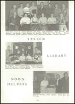 1958 Baldwin High School Yearbook Page 48 & 49