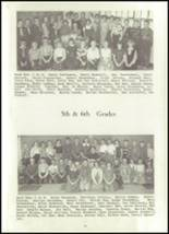 1958 Baldwin High School Yearbook Page 54 & 55