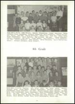 1958 Baldwin High School Yearbook Page 56 & 57