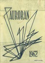 1962 Yearbook East Aurora High School