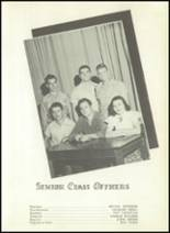 1953 Boerne High School Yearbook Page 12 & 13