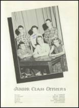 1953 Boerne High School Yearbook Page 20 & 21