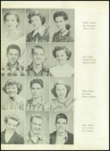 1953 Boerne High School Yearbook Page 22 & 23
