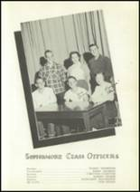 1953 Boerne High School Yearbook Page 24 & 25