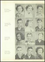 1953 Boerne High School Yearbook Page 26 & 27