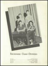 1953 Boerne High School Yearbook Page 28 & 29