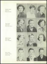 1953 Boerne High School Yearbook Page 32 & 33