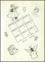 1953 Boerne High School Yearbook Page 40 & 41