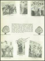 1953 Boerne High School Yearbook Page 42 & 43