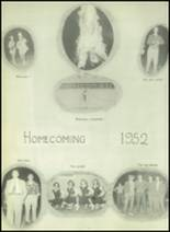 1953 Boerne High School Yearbook Page 44 & 45