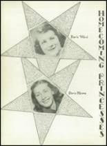 1953 Boerne High School Yearbook Page 46 & 47