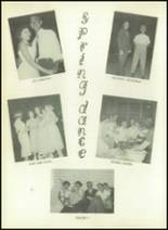 1953 Boerne High School Yearbook Page 50 & 51