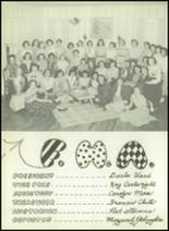1953 Boerne High School Yearbook Page 52 & 53