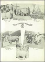 1953 Boerne High School Yearbook Page 54 & 55