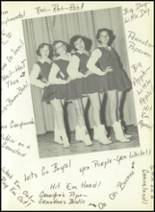1953 Boerne High School Yearbook Page 58 & 59