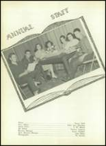 1953 Boerne High School Yearbook Page 60 & 61