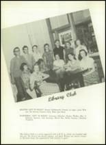 1953 Boerne High School Yearbook Page 62 & 63