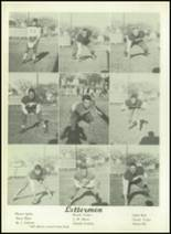 1953 Boerne High School Yearbook Page 66 & 67