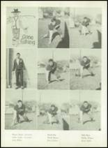 1953 Boerne High School Yearbook Page 68 & 69