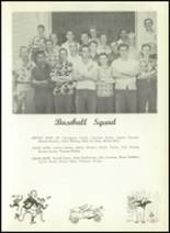 1953 Boerne High School Yearbook Page 72 & 73